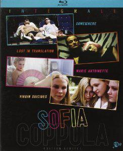 Coffret Blu-ray 4 films Sofia Coppola