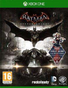 [Précommande] Batman Arkham Knight sur Xbox One ou PS4 + Bonus de Préco Harley Quinn