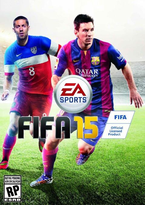 Jeu Fifa 15 sur PC (Dématérialisé)