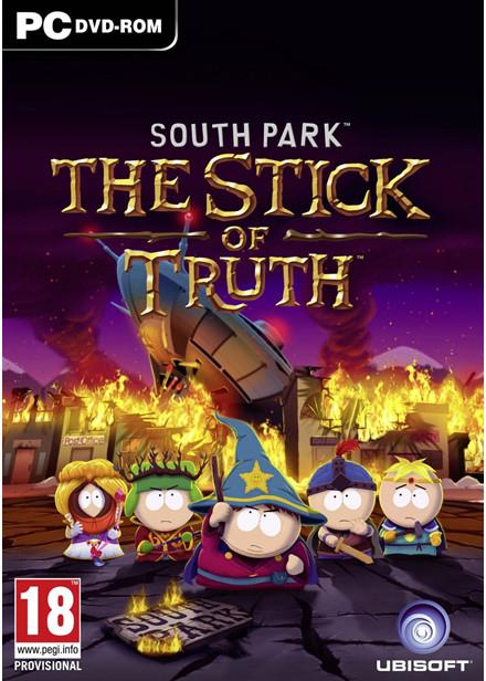 Jeu PC (version boite) South Park: The Stick of Truth