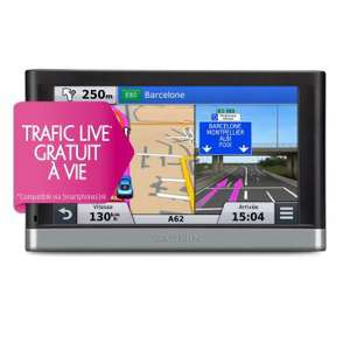 GPS Garmin nüvi 2467 SE Europe 15 pays