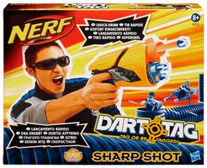 Jouet Nerf Sharp Shot Blaster