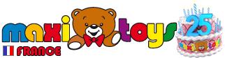 15 % de réduction sur les jouets Lego et Playmobil ainsi que 25% de réduction sur les jouets Duplo