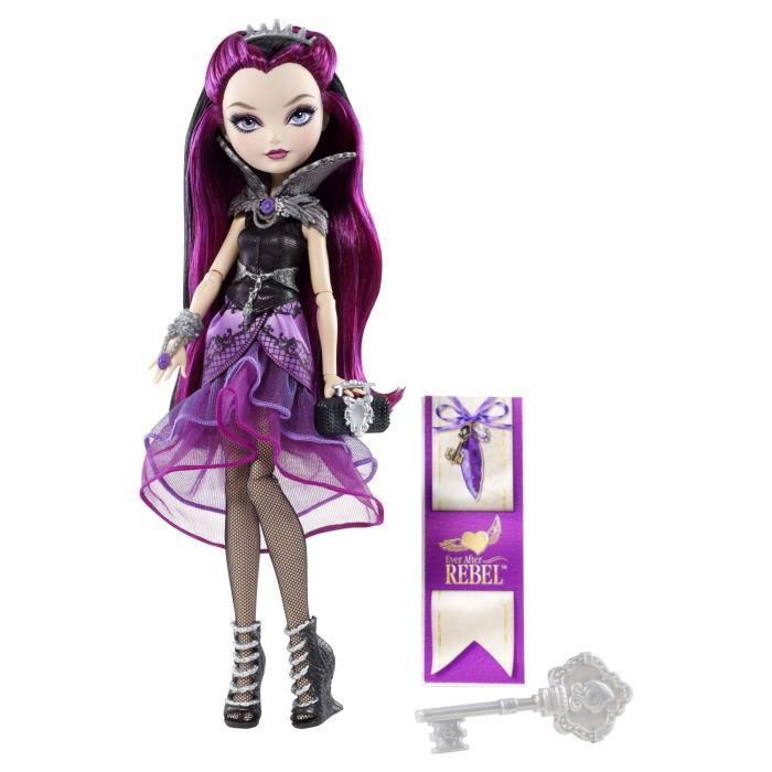 50% de réduction sur une sélection de jouets  Mattel - Ex : Poupée Ever After High Raven Queen
