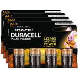 Pack de 32 piles Duracell Alcaline Plus Power AA ou AAA