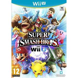 Jeu Super Smash Bros sur Wii U