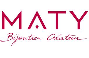 50€ de réduction  dès 100€ d'achat (uniquement sur la marque Maty)  en magasin ou sur l'e-shop (via shopmium)