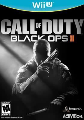 Jeu Wii U Call of Duty Black Ops 2