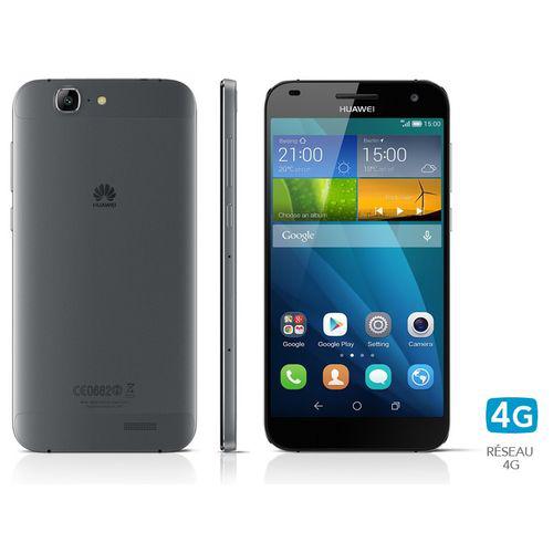 Smartphone Huawei Ascend G7 - Noir