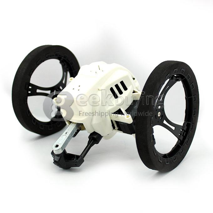 MiniDrone terrestre RC Super Cool Bounce Car BeastRoller