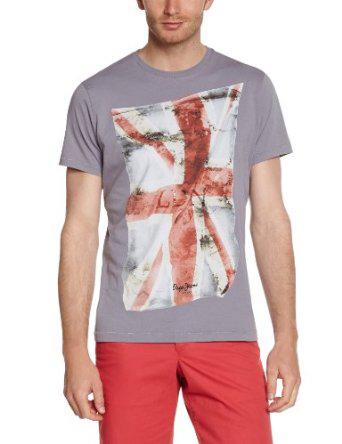 Selection de vêtements Pepe Jeans en promo - Ex : T-shirt Oscar