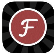 Application Fontpress gratuite sur iOS (au lieu de 2.2€)
