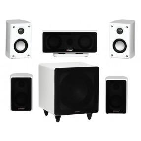 Pack d'enceintes 5.1 Advance acoustics HTS1000 - Blanc