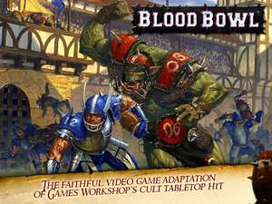 Blood bowl sur iOS / Android