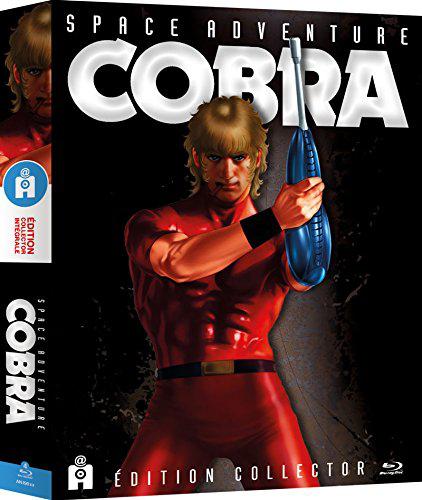 Coffret 4 Blu-ray Cobra l'intégrale - Edition Collector