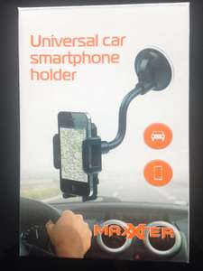 Support universel voiture pour smartphone Maxxter