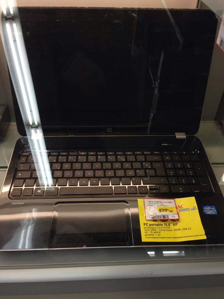"""PC Portable 15.6"""" HP Pavillon 15-e041sf"""