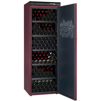 Cave à vin de vieillissement Climadiff 264 bouteilles CVP265