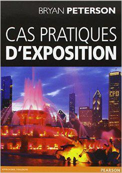 livre broché Cas pratiques d'exposition