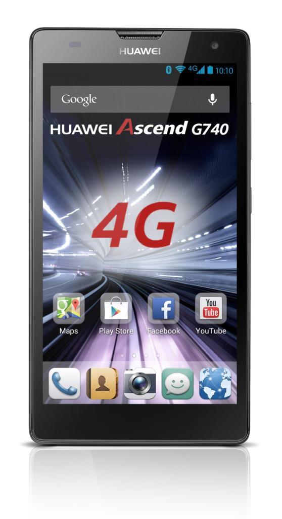 "Smartphone 5"" Huawei G740"