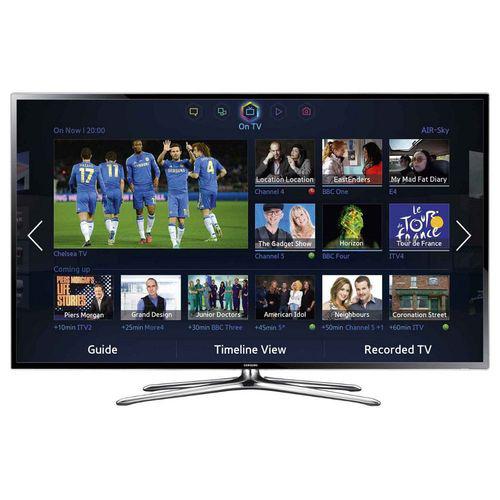 "TV 55"" Samsung UE55F6400 - Full HD - 3D - Smart TV"