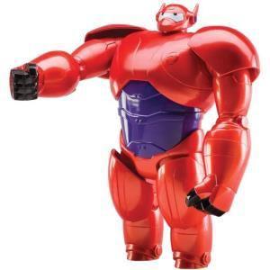 Grande Figurine Baymax 25 cm Les nouveaux Héros + une place de cinéma