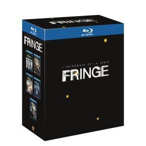 Coffret Blu-Ray Fringe - Intégrale (Saison 1 à 5)