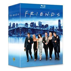 Coffret Blu-Ray Friends Intégrale des 10 Saisons