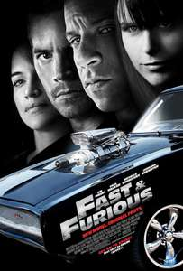 Film Fast and Furious 4 (VF)  en HD gratuit sur Android