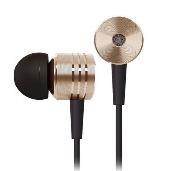 Ecouteurs Xiaomi Piston v2 - Gold