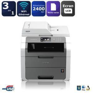 Imprimante multifonction LED couleur 3 en 1 Brother DCP-9020CDW Wi-Fi