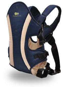 Porte-bébé KinderKraft Comfort (3 coloris au choix)