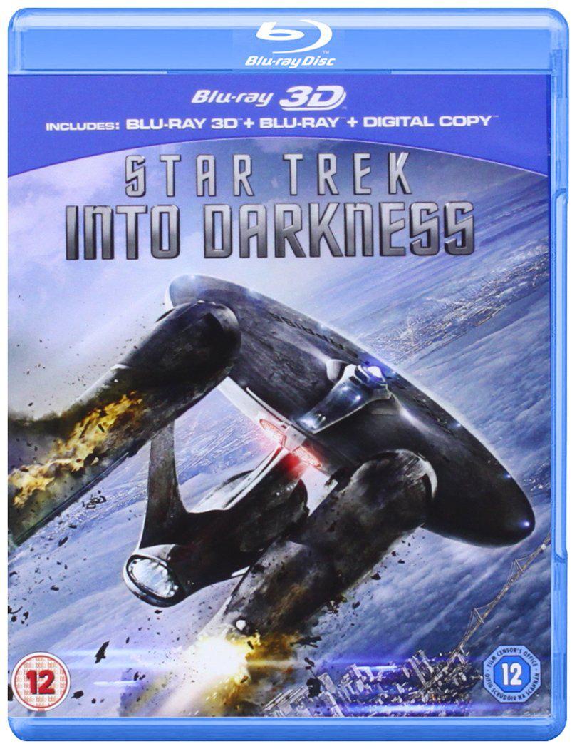 Star Trek Into Darkness (Blu-ray 3D + Blu-ray + Copie digitale)