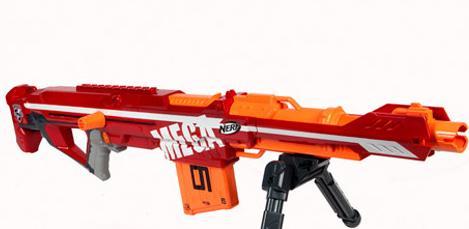 Fusil sniper Nerf N-Strike Elite Mega Centurion