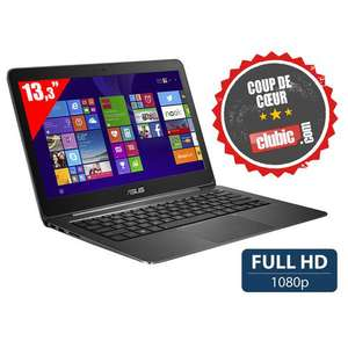 "PC portable ultrabook 13.3"" Asus Zenbook UX305FA-FC002H - Full HD"