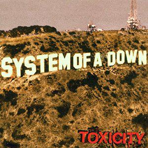 Sélection d'albums Hard Rock et Metal en promo - Ex : Album Toxicity de system of down