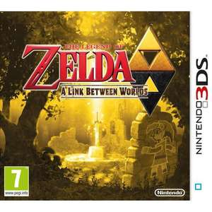 The Legend Of Zelda: A Link Between Worlds pour 3DS
