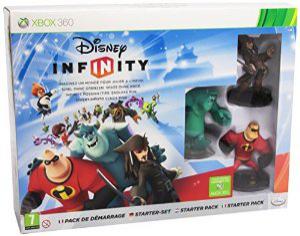 pack de démarrage Disney Infinity sur Xbox 360