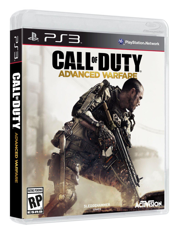 Call of Duty Advanced Warfare sur PS3 / Xbox 360