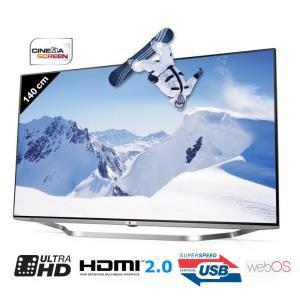 """TV 55"""" LG 55UB950 Smart TV 3D Ultra HD 4K"""