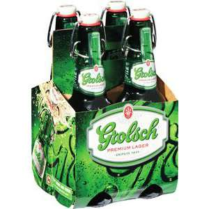 Pack de pack de 4 bières de 45 cl (Via bon de réduction et C-Wallet)