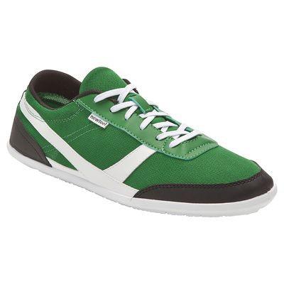 Paire de chaussures NewFeel Many Mesh vert noir blanc gratuite (sans la semelle intérieure)