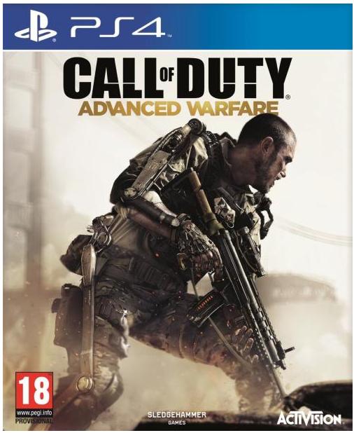 Sélection de jeux vidéo Activision / Blizzard en promo - Ex : Call of duty Warfare sur PS4, Xbox One