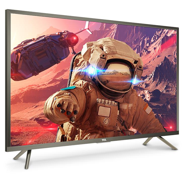 "TV LED 60"" TCL U60P6046 - 4K UHD, HDR, Smart TV, Android TV (Via ODR 200€)"