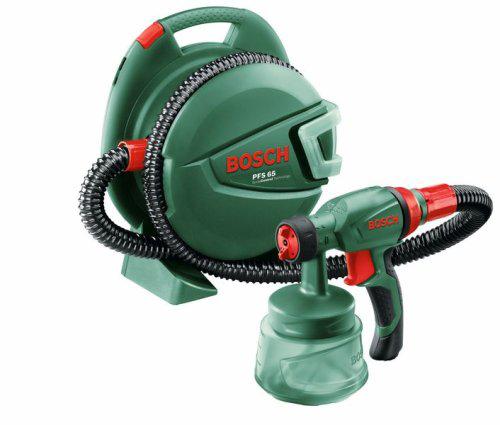 Pistolet à peinture électrique basse pression Bosch PFS 65