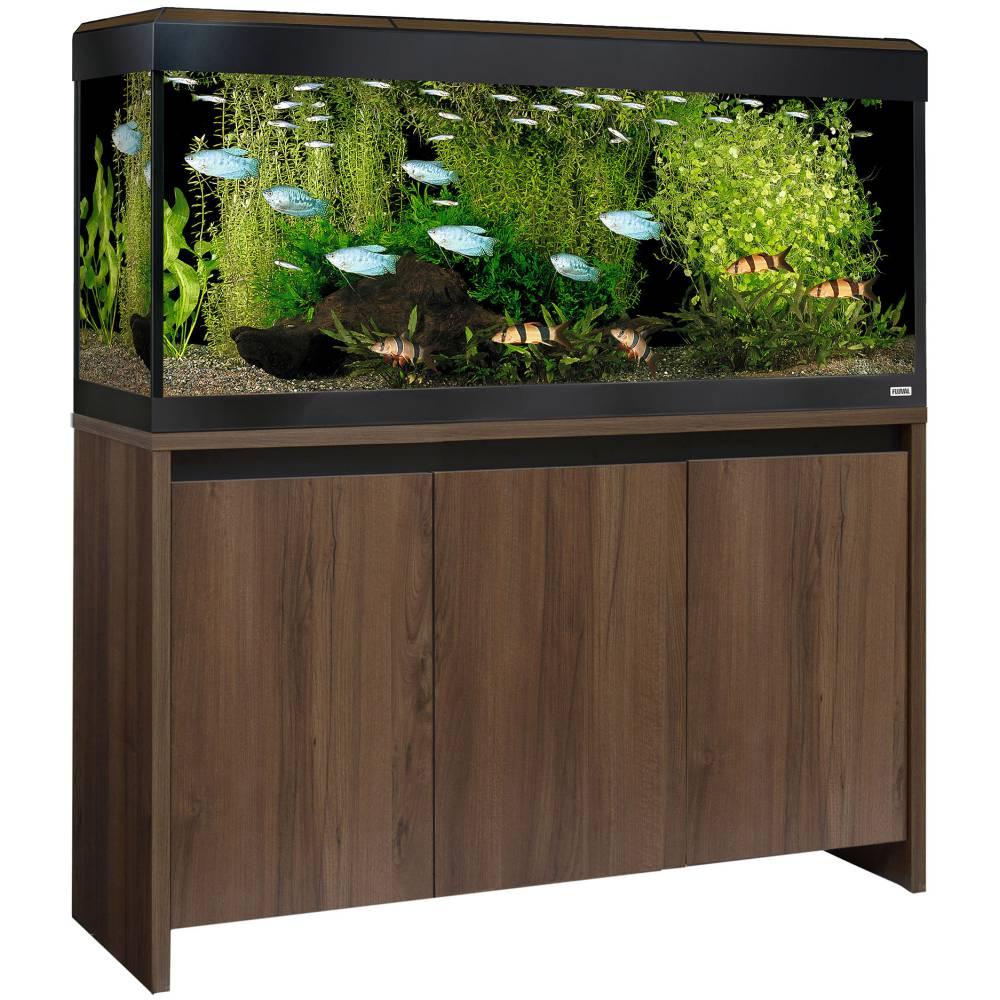 Aquarium Roma noyer Fluval - 240 L