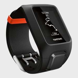 Montre GPS TomTom Adventurer Multisport Cardio + Music