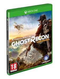 Tom Clancy's Ghost Recon Wildlands en promotion sur PS4, Xbox One et PC - Ex : Edition Standard Xbox One