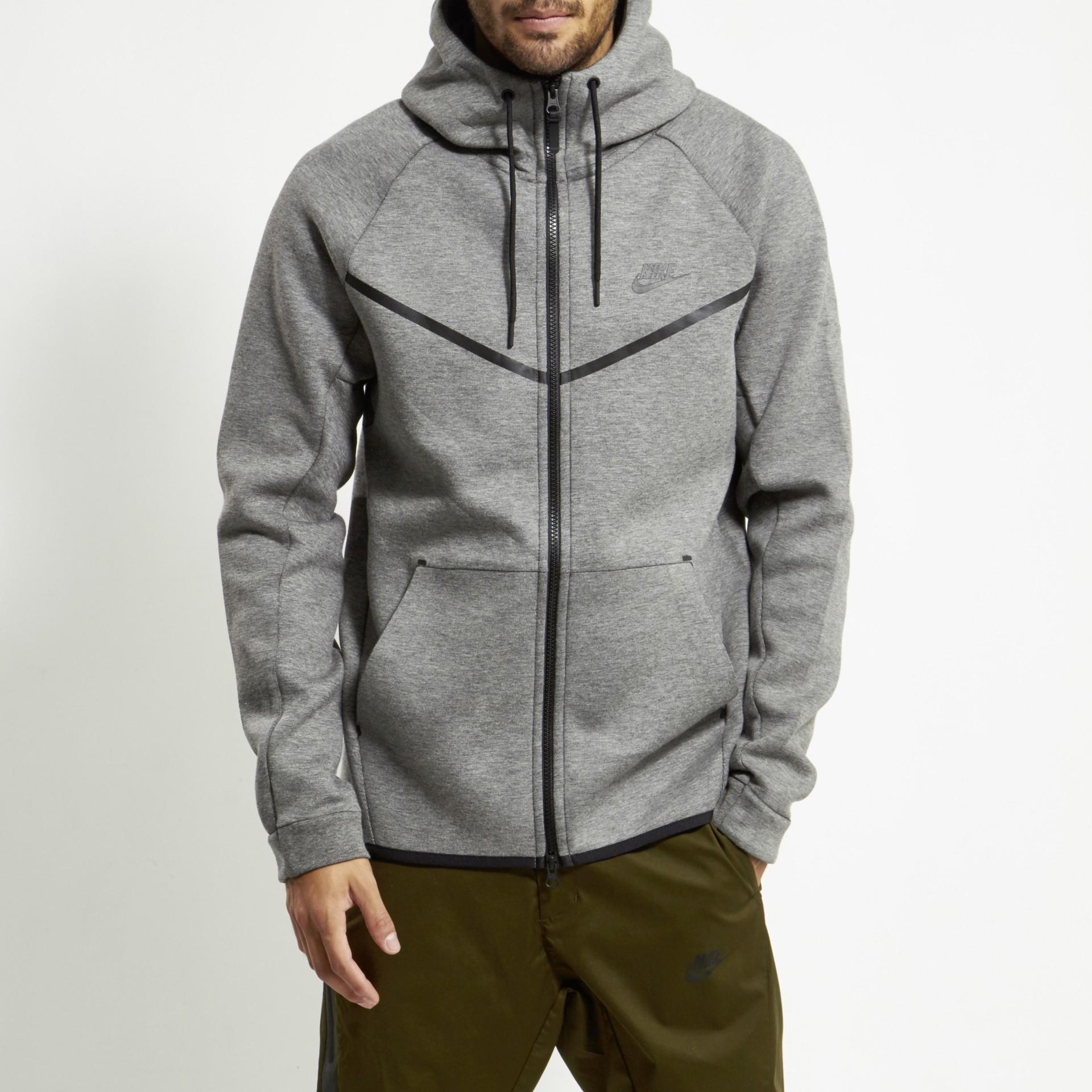 Veste Homme Hoodie Nike Tech Fleece Windrunner