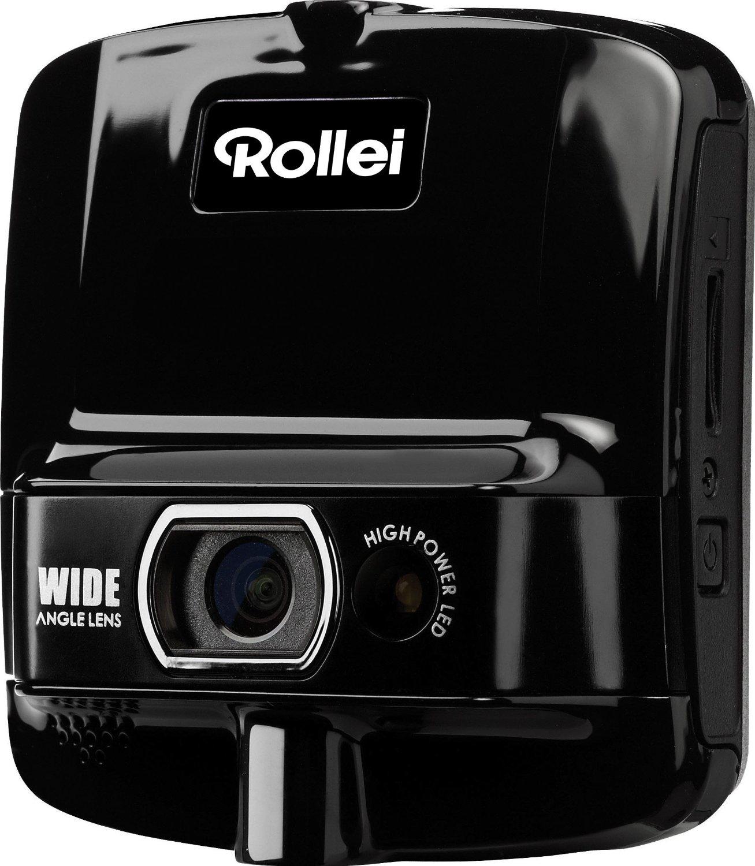 Caméscope de voiture Rollei CarDVR-100 avec capteur G